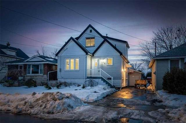 10 Melvin Ave, Hamilton, ON L8H 2H9 (MLS #X5133628) :: Forest Hill Real Estate Inc Brokerage Barrie Innisfil Orillia