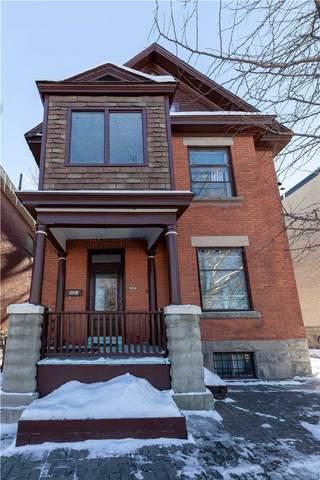 634 Gladstone Ave, Ottawa, ON K1R 5P4 (MLS #X5133772) :: Forest Hill Real Estate Inc Brokerage Barrie Innisfil Orillia
