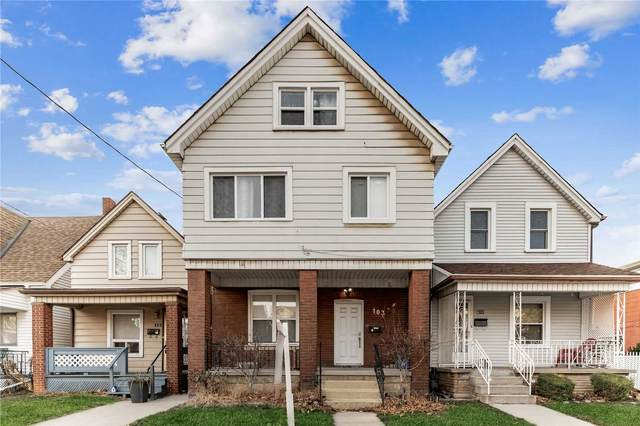 103 N Sherman Ave, Hamilton, ON L8L 6M3 (MLS #X5133808) :: Forest Hill Real Estate Inc Brokerage Barrie Innisfil Orillia