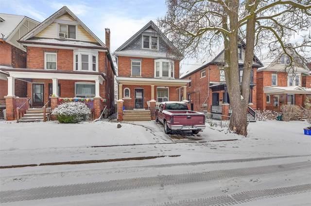34 Gladstone Ave, Hamilton, ON L8M 2H6 (MLS #X5134087) :: Forest Hill Real Estate Inc Brokerage Barrie Innisfil Orillia
