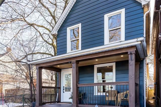 108 Clinton St, Hamilton, ON L8L 3K2 (MLS #X5134468) :: Forest Hill Real Estate Inc Brokerage Barrie Innisfil Orillia