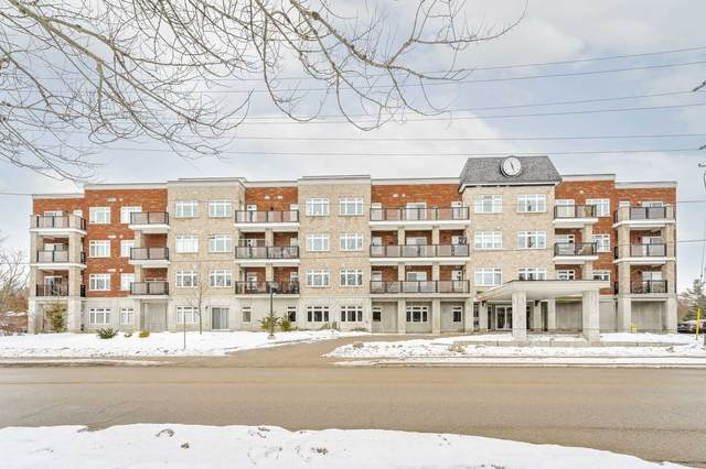 245 Scotland St #307, Centre Wellington, ON N1M 0B5 (MLS #X5134925) :: Forest Hill Real Estate Inc Brokerage Barrie Innisfil Orillia