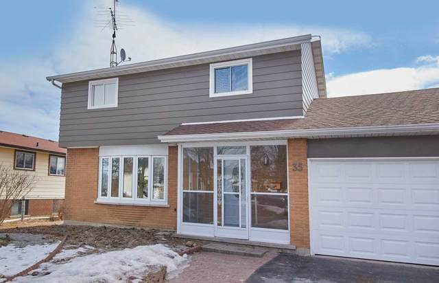 35 Centennial Dr, Port Hope, ON L1A 3S9 (MLS #X5135018) :: Forest Hill Real Estate Inc Brokerage Barrie Innisfil Orillia