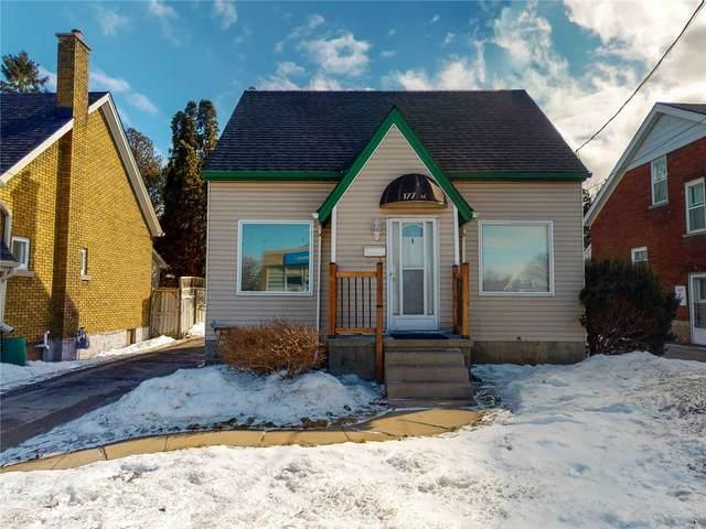 177 W Highland Rd, Kitchener, ON N2M 3C1 (MLS #X5135188) :: Forest Hill Real Estate Inc Brokerage Barrie Innisfil Orillia