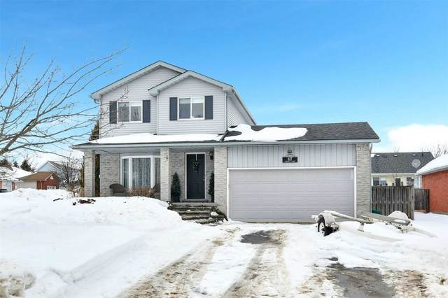 617 Canfield Pl, Shelburne, ON L9V 3A5 (MLS #X5135368) :: Forest Hill Real Estate Inc Brokerage Barrie Innisfil Orillia