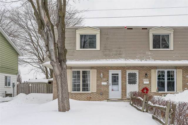 202 Pinedale Dr, Kitchener, ON N2E 1K3 (MLS #X5135792) :: Forest Hill Real Estate Inc Brokerage Barrie Innisfil Orillia
