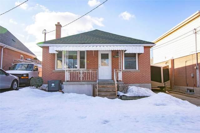 346 Hillside Ave, Hamilton, ON L8K 3L5 (MLS #X5136040) :: Forest Hill Real Estate Inc Brokerage Barrie Innisfil Orillia