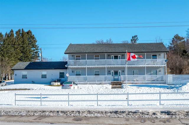 16 Ski Hill Rd, Kawartha Lakes, ON L0A 1A0 (MLS #X5136827) :: Forest Hill Real Estate Inc Brokerage Barrie Innisfil Orillia