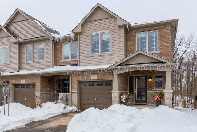 45 Royal Winter Dr #4, Hamilton, ON L0R 1C0 (MLS #X5137376) :: Forest Hill Real Estate Inc Brokerage Barrie Innisfil Orillia