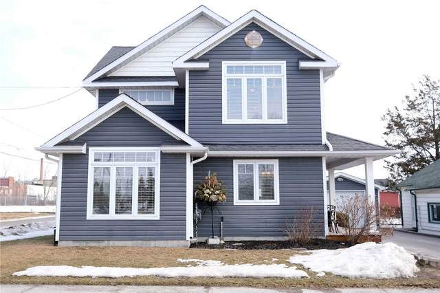 65 Foster Ave, Belleville, ON K8N 3P4 (MLS #X5137423) :: Forest Hill Real Estate Inc Brokerage Barrie Innisfil Orillia