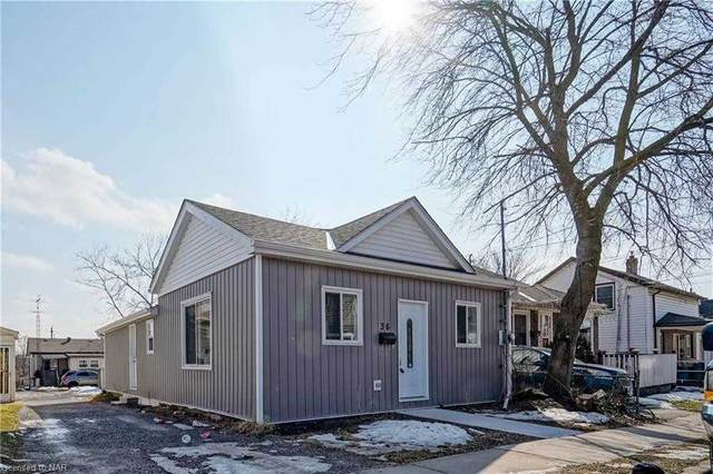 36 Division St, St. Catharines, ON L2R 3G2 (MLS #X5137668) :: Forest Hill Real Estate Inc Brokerage Barrie Innisfil Orillia