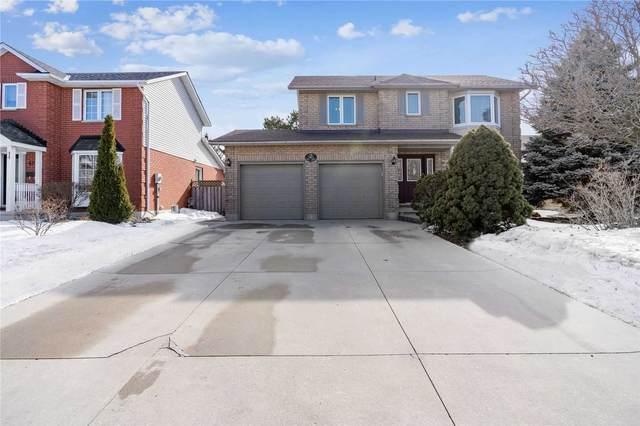 69 Foxmeadow Dr, Hamilton, ON L8J 3P4 (MLS #X5137762) :: Forest Hill Real Estate Inc Brokerage Barrie Innisfil Orillia