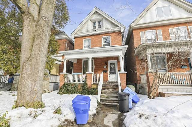 107 Gladstone Ave, Hamilton, ON L8M 2H8 (MLS #X5138166) :: Forest Hill Real Estate Inc Brokerage Barrie Innisfil Orillia