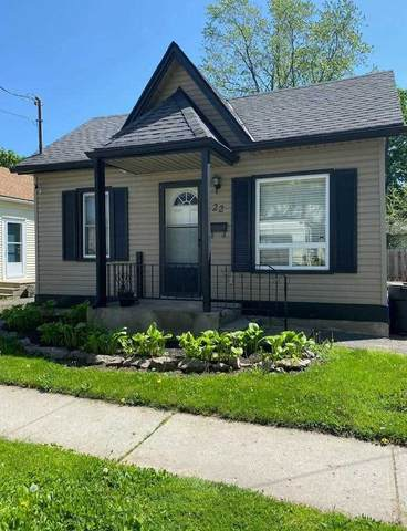 22 Woodland Ave, St. Catharines, ON L2R 5A2 (MLS #X5138462) :: Forest Hill Real Estate Inc Brokerage Barrie Innisfil Orillia