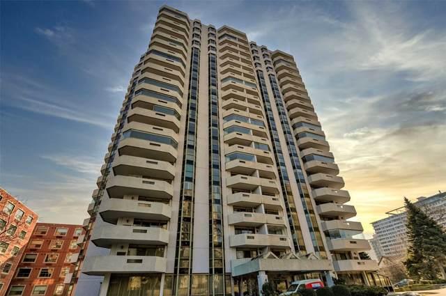 67 S Caroline St #1501, Hamilton, ON L8P 3K6 (MLS #X5138617) :: Forest Hill Real Estate Inc Brokerage Barrie Innisfil Orillia