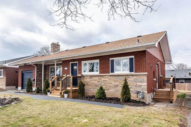 16 Masterson Dr, St. Catharines, ON L2T 3P1 (MLS #X5139137) :: Forest Hill Real Estate Inc Brokerage Barrie Innisfil Orillia