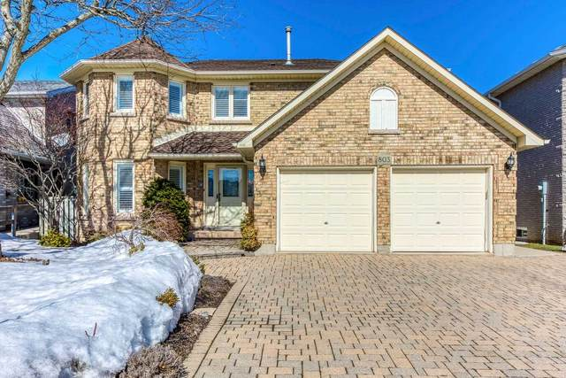 803 Upper Horning Rd, Hamilton, ON L9C 7R4 (MLS #X5139516) :: Forest Hill Real Estate Inc Brokerage Barrie Innisfil Orillia