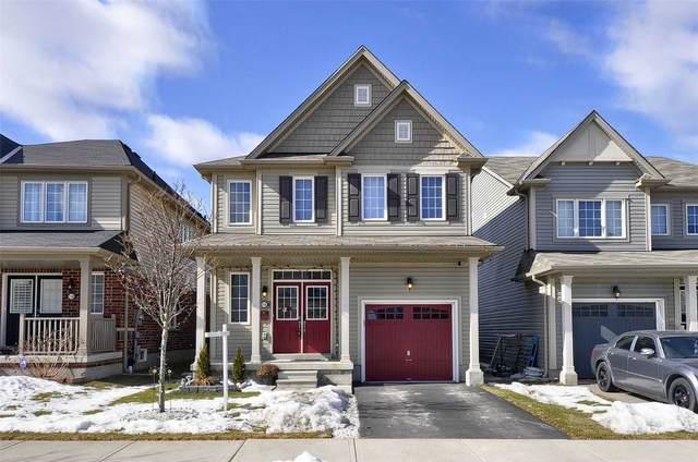 116 Warner Lane, Brantford, ON N3T 0J7 (MLS #X5139721) :: Forest Hill Real Estate Inc Brokerage Barrie Innisfil Orillia
