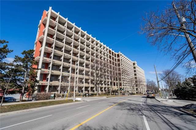 350 Quigley Rd #512, Hamilton, ON L8K 5N2 (MLS #X5139775) :: Forest Hill Real Estate Inc Brokerage Barrie Innisfil Orillia