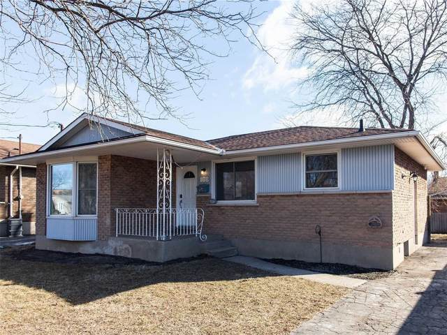 108 Sherman Dr, St. Catharines, ON L2N 2L8 (MLS #X5140101) :: Forest Hill Real Estate Inc Brokerage Barrie Innisfil Orillia