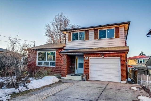 20 Minstrel Crt, Hamilton, ON L9C 5T4 (MLS #X5140762) :: Forest Hill Real Estate Inc Brokerage Barrie Innisfil Orillia