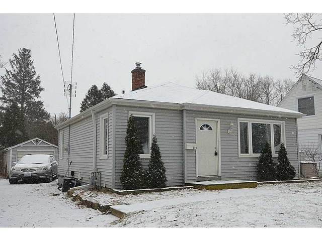 119 Gary Ave, Hamilton, ON L8S 1Y4 (MLS #X5140862) :: Forest Hill Real Estate Inc Brokerage Barrie Innisfil Orillia
