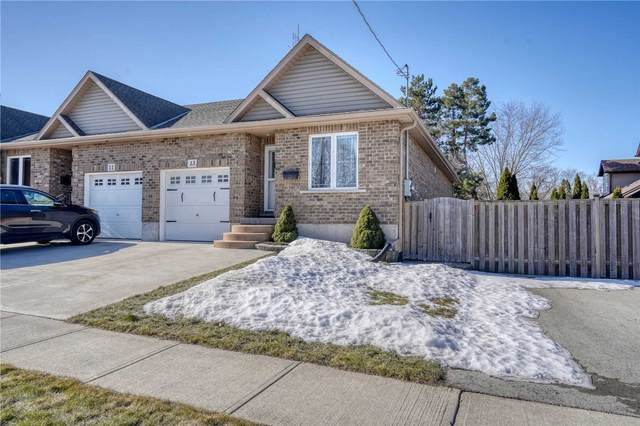 13 Dexter St, St. Catharines, ON L2S 2L8 (MLS #X5141325) :: Forest Hill Real Estate Inc Brokerage Barrie Innisfil Orillia
