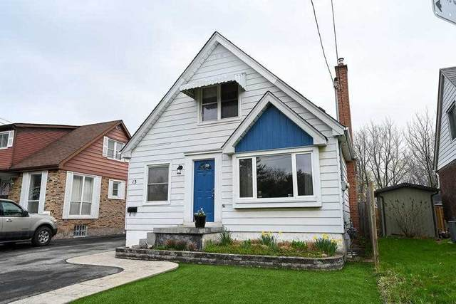 13 Cherry Rd, Hamilton, ON L8K 3V7 (MLS #X5194845) :: Forest Hill Real Estate Inc Brokerage Barrie Innisfil Orillia