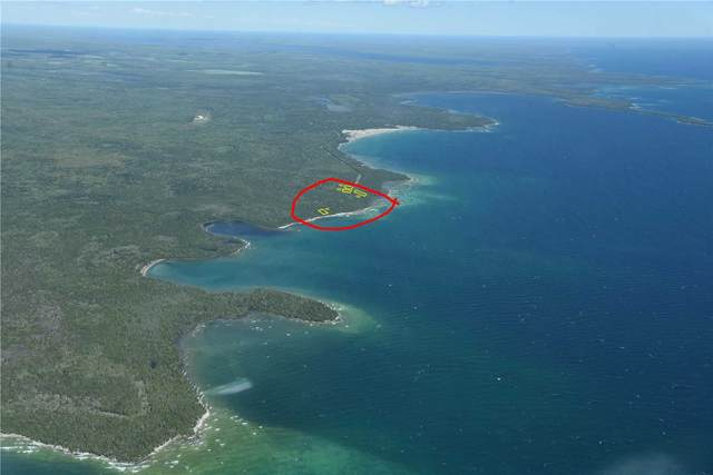 Lt16Pt5 Carters Bay Rd, Central Manitoulin, ON P0P 1X0 (#X5216217) :: The Ramos Team