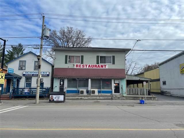 70 Main St, Prince Edward County, ON K0K 2T0 (#X5237048) :: The Ramos Team