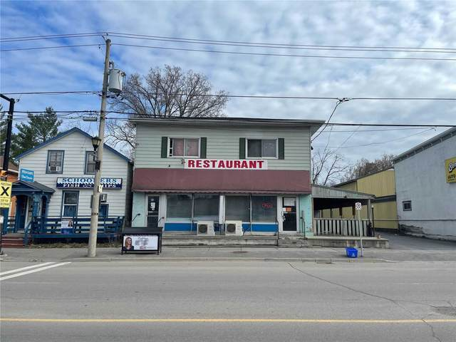 70 Main St, Prince Edward County, ON K0K 2T0 (#X5237993) :: Royal Lepage Connect