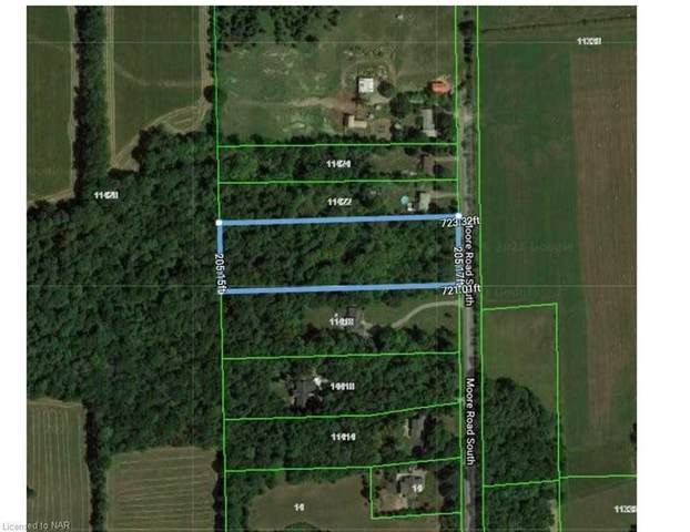 W/S Moore Rd, Wainfleet, ON L0S 1V0 (#X5239746) :: The Ramos Team