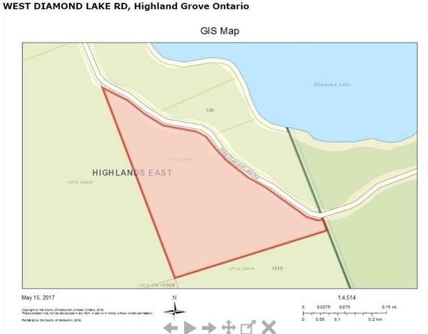 West Diamond Lake Rd, Bancroft, ON K0L 2A0 (#X5254011) :: The Ramos Team