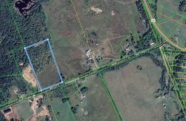 Pt Lt 2 Jackson's Rd, Magnetawan, ON P0A 1P0 (MLS #X5275641) :: Forest Hill Real Estate Inc Brokerage Barrie Innisfil Orillia