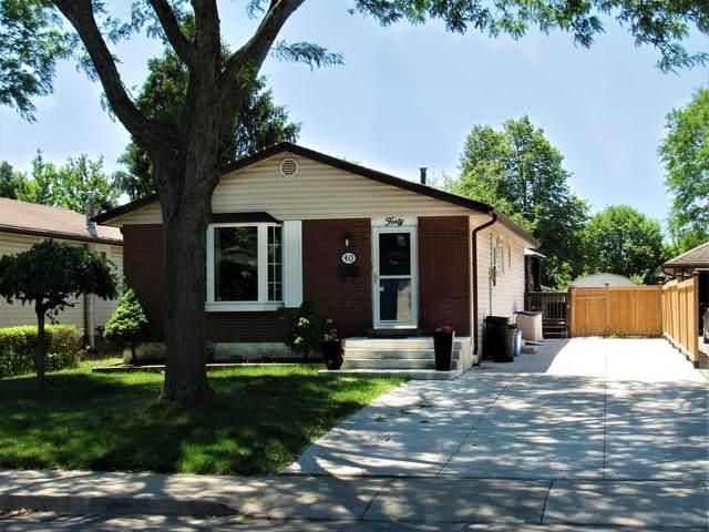40 Billington Cres, Hamilton, ON L8T 4R1 (MLS #X5280128) :: Forest Hill Real Estate Inc Brokerage Barrie Innisfil Orillia