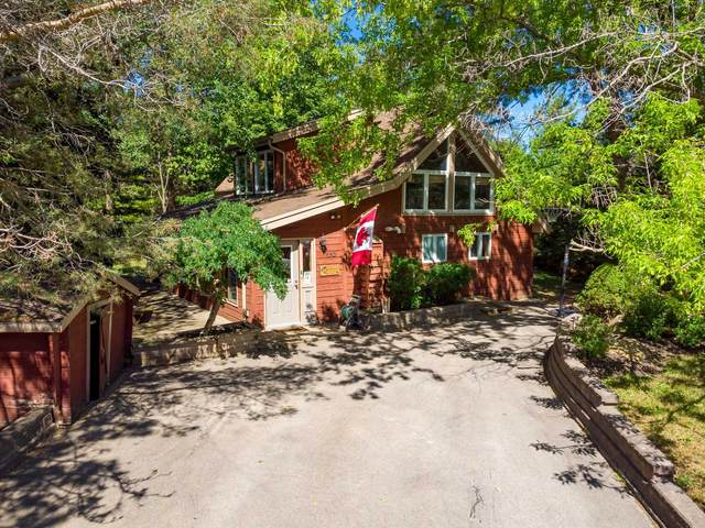 130 Campbell Cres, Blue Mountains, ON L9Y 3Z2 (#X5285731) :: The Ramos Team