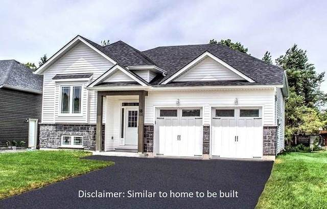 19 Gordon Cres, Meaford, ON N4L 1C7 (#X5298826) :: Royal Lepage Connect