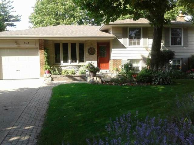 803 Green St, Saugeen Shores, ON N0H 2C4 (#X5309670) :: The Ramos Team