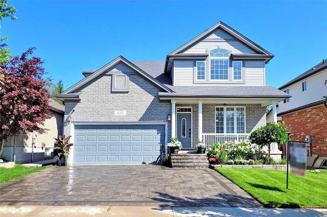 406 Kelso Dr, Waterloo, ON N2V 2S1 (#X5316110) :: The Ramos Team