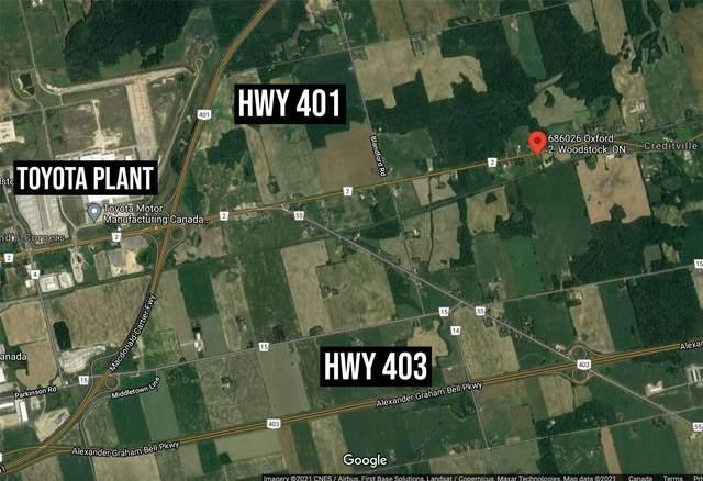 686026 Highway 2 Frwy, Woodstock, ON N4S 7V9 (#X5318308) :: The Ramos Team