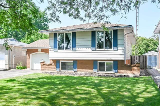 11 Westgate Park Dr, St. Catharines, ON L2N 5W6 (#X5320936) :: The Ramos Team