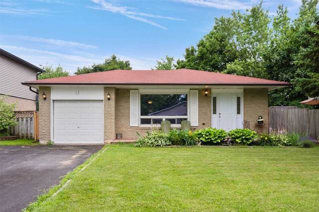17 Fife Rd, East Luther Grand Valley, ON L9W 5R1 (#X5321609) :: The Ramos Team