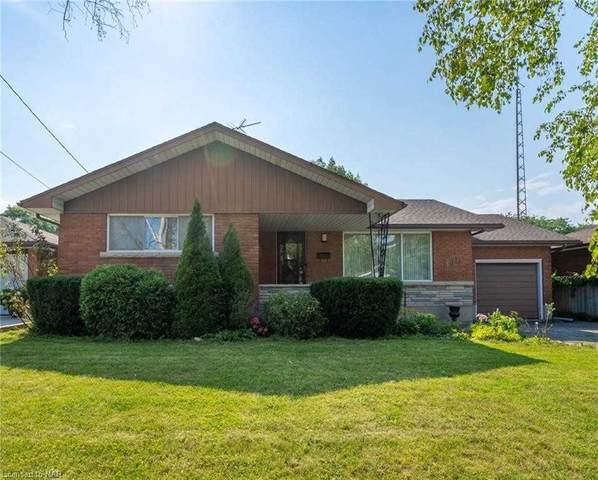 401 Bunting Rd, St. Catharines, ON L2M 3Z1 (#X5324314) :: The Ramos Team