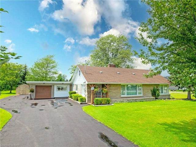 435 Gorham Rd, Fort Erie, ON L0S 1N0 (#X5325311) :: The Ramos Team