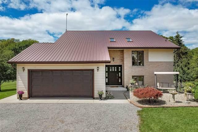 422 Salmon Point Rd, Prince Edward County, ON K0K 1P0 (#X5328500) :: Royal Lepage Connect