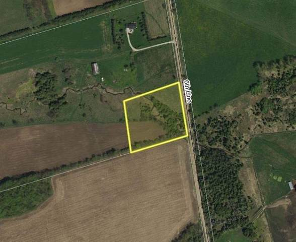 Lt 13 6th Line, Blue Mountains, ON N0H 2E0 (#X5333924) :: Royal Lepage Connect