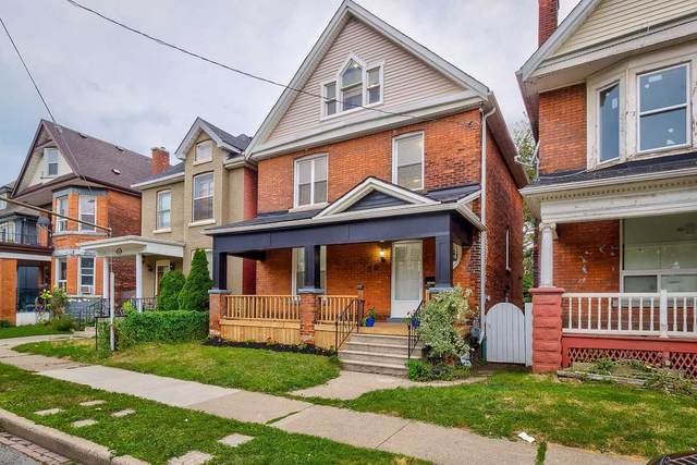20 S Sherman Ave, Hamilton, ON L8M 2P4 (#X5335408) :: Royal Lepage Connect