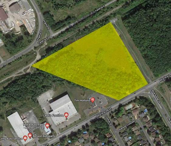 Con 1 N Pt Lot 4 Rp, Cornwall, ON  (#X5340471) :: Royal Lepage Connect