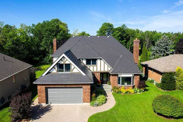 218 Pearson St, Meaford, ON N4L 1L6 (#X5343083) :: Royal Lepage Connect