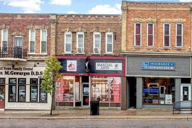 127 W Main St, Shelburne, ON L9V 3K3 (#X5350202) :: Royal Lepage Connect